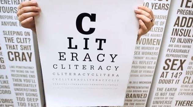 Cliteracy, Part 1
