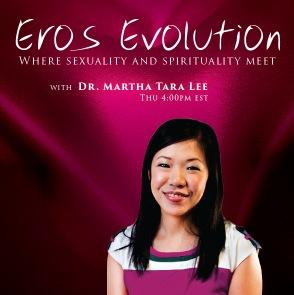 I'm Going to be on Eros Evolution Radio Show!